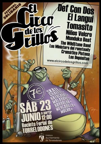 Circo de los Grillo en Torrelodones